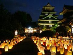 「城あかり」 sio3kei 様(2011年8月)