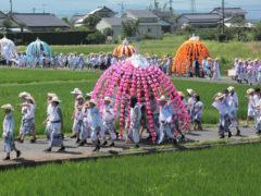 「鶴市傘鉾巡行」 デジ吉 様(2012年6月)