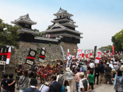 「凱旋の城下」 センターフィルド 様(2012年6月)