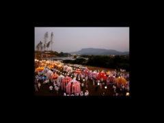 「鶴市花傘鉾祭(2011年撮影)」 マミー 様(2012年8月)