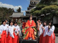「中津城ひな祭り」 デジ吉 様(2013年2月)