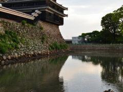 「目覚める中津城」 としちゃん 様(2013年8月)