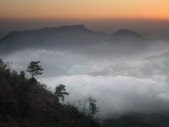 「大平山より八面山」 デジ吉 様(2013年12月)