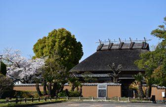 福澤旧居(外観)