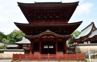 薦神社(神門)