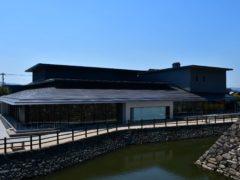 中津市歴史博物館(外観)