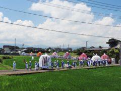 鶴市傘鉾祭