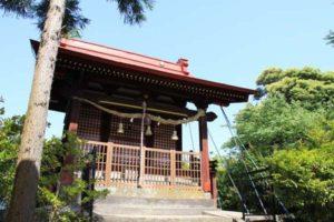 八面山 箭山神社